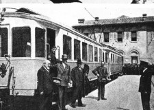 Convegno a San Marino sul tema: 'Il treno come moltiplicatore di relazioni e opportunità'.