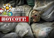 Euro 2012. Il massacro dei cani in Ucraina: spegniamo la tv per almeno 5 minuti?