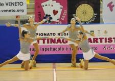Emilia Romagna. Pattinaggio artistico a Riccione con l'International Skate Team Trophy.