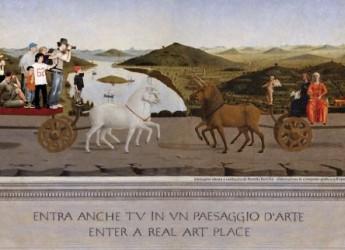 Valmarecchia & Grande pittura. I 'balconi' di Piero, Raffaello e Leonardo 'svelati' con Umberto Eco.