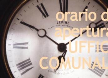 Ravenna. Uffici comunali aperti i prossimi due mercoledì pomeriggio. Vigilia e San Silvestro chiusi.