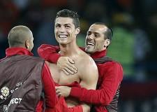 Europeo di calcio. Partiti i quarti di finale.  Ronaldo 'cancella' la Repubblica Ceca e 'vede' la Spagna.