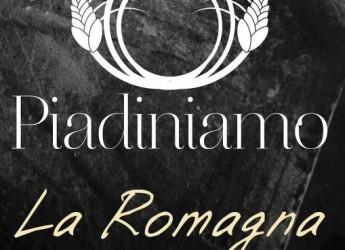 Emilia Romagna. La piadina romagnola è la regina di 'Piadiniamo', a Savignano sul Rubicone.