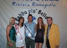 Emilia Romagna. Il Babbo più bello d'Italia 2012: concorso di bellezza e simpatia a Gatteo Mare.