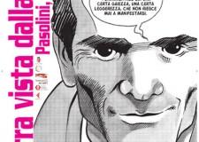 Rimini. XXVIII edizione di Cartoon club. Con una story board a fumetti di Pasolini.