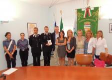 Riccione. Collaborazione tra Pari opportunità e Carabinieri. Insieme, per fermare la violenza.