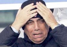 Calciomercato e altro. Le lacrime di Galliani. Ripetute. Come dire la resa del Sistema calcio ( e del Paese) ?