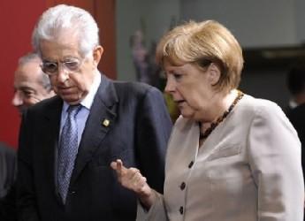 Ha vinto Monti o la Merkel? Tifo da stadio, mentre quel che conta è se e come si farà l'Europa.