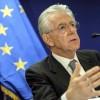 """Mario Monti in viaggio verso Francia, Finlandia e Germania. Per lui: """" Siamo alla fine del tunnel'."""