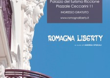 Riccione. Al palazzo del Turismo, la monografia 'Romagna Liberty' di Andrea Speziali.
