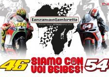 Emilia Romagna & Marche. Al Moto Gp per 'Tanzania in Lambretta' col Motosaraghina Team.