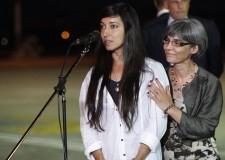 Rossella Urru: 'La cooperazione è importante anche se è molto rischiosa..'.