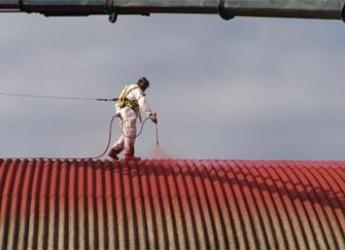 Castel Bolognese. La scommessa per il futuro è un comune senza amianto. Incentivi per la rimozione della 'fibra killer'.