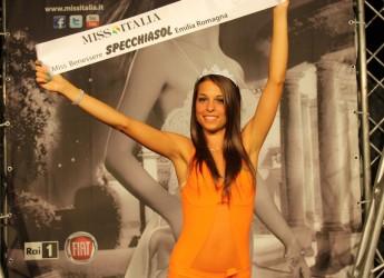Concorso Miss Italia 2012. Due le fasce regionali finora assegnate. Ora Miss Cinema e Miss Romagna.