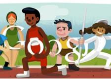 Olimpiadi 2012. Questa sera la cerimonia d'apertura.. e Google 'sforna' un Doodle ad hoc.