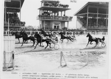 Emilia Romagna. Il 90°anniversario dell'ippodromo di Cesena. Scatta l'Europeo di trotto.