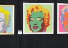 Andy Warhol: Marilyn e la Musica. A Riccione, palazzo del Turismo, 11 – 26 agosto 2012.