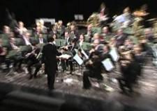 Banda città di Rimini, in piazza Tre Martiri, per un ensemble con i migliori musicisti riminesi.