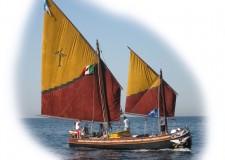 Cervia. Appuntamento con la rassegna 'Storie di mare..un mare di storie' dedicato alla marineria cervese.