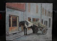 Santarcangelo d/R. Dall'1 al 16, alle Beccherie, Severino Moretti: ' Quello che cercavo'.