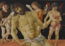 Emilia Romagna. Gli Angeli della pietà intorno a Giovanni Bellini. Toccante e coinvolgente.