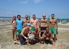 Cervia Milano Marittima. Ecco i risultati del IV campionato dei Bagni di beach tennis in spiaggia.
