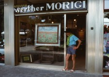 Cervia Milano Marittima. Mostra antologica retrospettiva: ' Werther Morigi, un secolo di colori'.