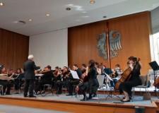 Concerto dell'orchestra giovanile 'Città di Cervia',  martedì 21 agosto,  al Magazzino del Sale.