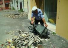 Bassa Romagna. Non solo vigili. Gli operatori della PM e il sostegno alle zone colpite dal terremoto.