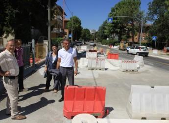 Cesena. Terminati i lavori per la ciclabile di via Savio. La nuova pista lunga 1600 metri.
