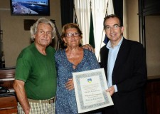 Emilia Romagna. Da 61 anni in vacanza a Cervia.  Giornata speciale per Amici  da record.