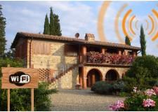 Agriturismo & wi-fi: Toscana, Liguria e Valle D'Aosta ai vertici della 'classifica'.