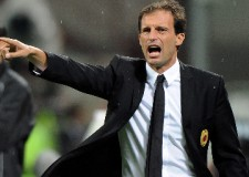 Serie A di calcio. Milan a fondo. Allegri senza più sorriso. Moto Gp di San Marino, una guerra ispanica.