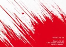 Emilia Romagna. Un nuovo spazio per l'arte, apre con la mostra 'Grands Gestes'.