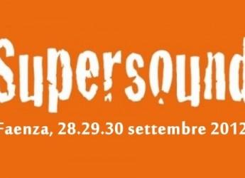 Emilia Romagna. Mei Supersound a Faenza: tre giorni di musica indipendente.