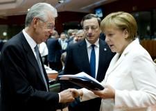 Effetto Piano Draghi. Oggi più contenuta è la distanza politica tra Germania e resto d'Europa.
