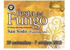 Emilia Romagna. Funghi, vino e tradizioni: La Mostra Micologica Regionale di San Sisto.