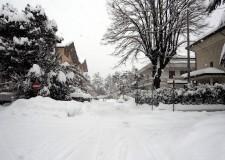 Emilia Romagna. Nessun aiuto dall'Europa per i danni causati dalla neve.