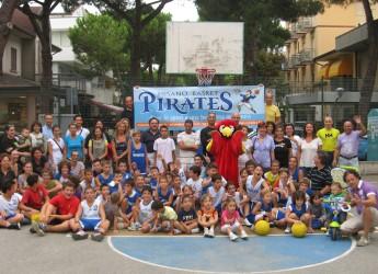 Misano Adriatico. Basket: cento bambini hanno sperimentato il basket.