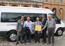 Emilia Romagna. Valmabass e i dati aggiornati sul  nuovo servizio di autobus a chiamata.