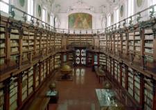 Ravenna. Inaugura la mostra 'Onorio Bravi – Ravenna fantastica' presso la Manica Lunga della biblioteca Classense.