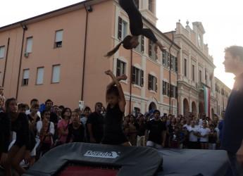 'Sportivamente' a Savignano, Comune Europeo dello Sport 2012.