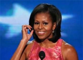 'Michelle Obama Med-Italian Diet Day': la First Lady invitata in Italia.
