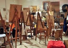 Biennale d'Arte della Scuola d'arte e mestieri Umberto Folli di Massa Lombarda.