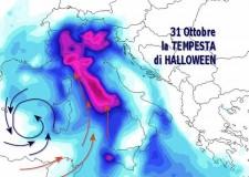 Tempesta di Halloween in arrivo, 'Frankestorm' sull'Italia a partire da mercoledì.