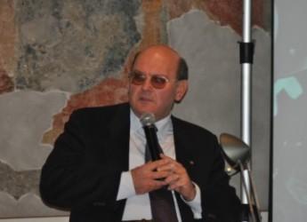 Emilia Romagna. Saluto ufficiale al prefetto uscente di Forlì-Cesena Angelo Trovato.