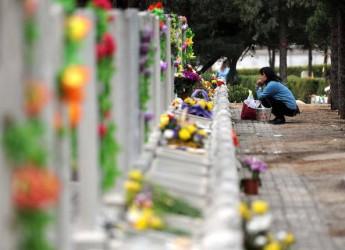 Bellaria Igea Marina. Le cerimonie per la festa dei defunti e i caduti per la Patria.