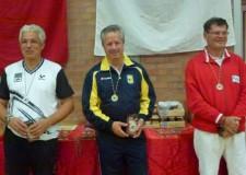 Compagnia arcieri Cervia. A Bruno Bosco terzo alloro consecutivo, nell'arco olimpico Master.