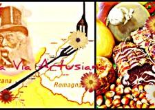 Emilia Romagna. Cucina & turismo: a Casa Artusi si presenta 'La Via Artusiana'.