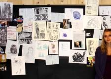 Emilia Romagna. A Forlì c'è 'Lallaura', creatività giovanile fra arte e fumetto.